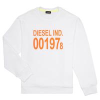 衣服 儿童 卫衣 Diesel 迪赛尔 SGIRKJ3 白色