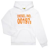 衣服 儿童 卫衣 Diesel 迪赛尔 SGIRKHOOD 白色