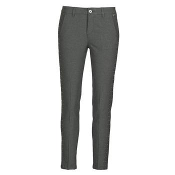 衣服 女士 多口袋裤子 Freeman T.Porter CLAUDIA POLYNEO 灰色