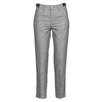 衣服 女士 多口袋裤子 Freeman T.Porter SHELBY MOKKA 灰色 / 米色