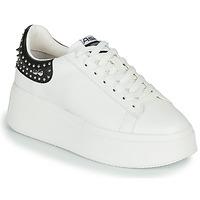 鞋子 女士 球鞋基本款 Ash 艾熙 MOBY STUDS 白色 / 黑色