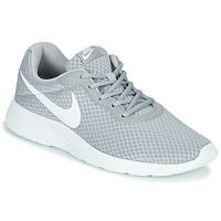 鞋子 男士 球鞋基本款 Nike 耐克 TANJUN 灰色 / 白色