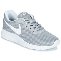 鞋子 女士 球鞋基本款 Nike 耐克 TANJUN 灰色 / 白色