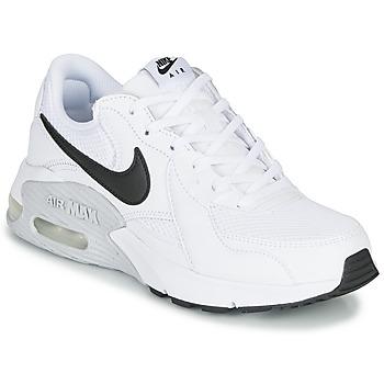 鞋子 女士 球鞋基本款 Nike 耐克 AIR MAX EXCEE 白色 / 黑色