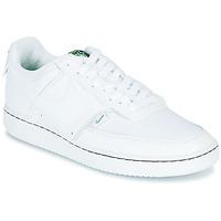 鞋子 女士 球鞋基本款 Nike 耐克 COURT VISION LOW PREM 白色