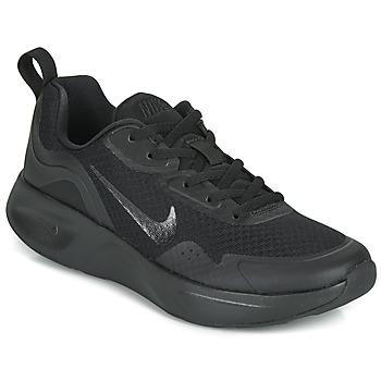 鞋子 女士 球鞋基本款 Nike 耐克 WEARALLDAY 黑色