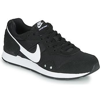 鞋子 女士 球鞋基本款 Nike 耐克 VENTURE RUNNER 黑色 / 白色