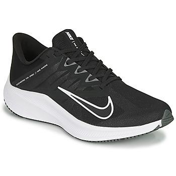 鞋子 男士 跑鞋 Nike 耐克 QUEST 3 黑色 / 白色