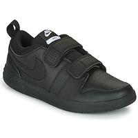 鞋子 儿童 球鞋基本款 Nike 耐克 PICO 5 PS 黑色