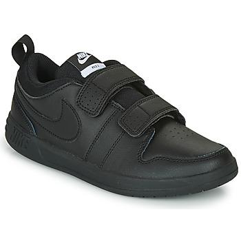 鞋子 儿童 球鞋基本款 Nike 耐克 PICO 5 TD 黑色