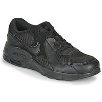 鞋子 儿童 球鞋基本款 Nike 耐克 AIR MAX EXEE PS 黑色