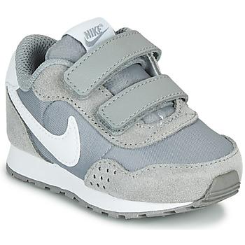 鞋子 儿童 球鞋基本款 Nike 耐克 MD VALAINT TD 灰色 / 白色