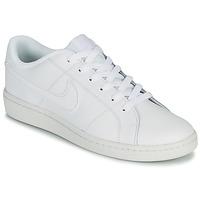 鞋子 男士 球鞋基本款 Nike 耐克 COURT ROYALE 2 LOW 白色