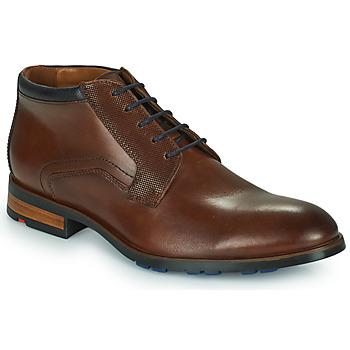 鞋子 男士 短筒靴 LLOYD JARON 棕色