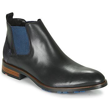 鞋子 男士 短筒靴 LLOYD  黑色