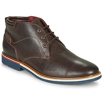 鞋子 男士 短筒靴 LLOYD FABIO 棕色