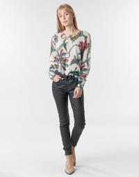 衣服 女士 多口袋裤子 One Step FR29031_02 黑色