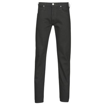 衣服 男士 直筒牛仔裤 Lee DAREN 黑色