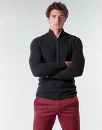 衣服 男士 羊毛衫 Esprit 埃斯普利 COWS STR HZ 黑色