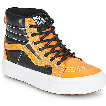鞋子 男孩 高帮鞋 Vans 范斯 SK8-HI MTE 驼色 / 黑色