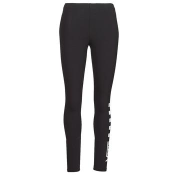 衣服 女士 紧身裤 Vans 范斯 CHALKBOARD CLASSIC LEGGING 黑色
