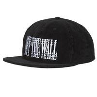 纺织配件 男士 鸭舌帽 Vans 范斯 LOUNGING SHALLOW UNSTRUCTURED 黑色