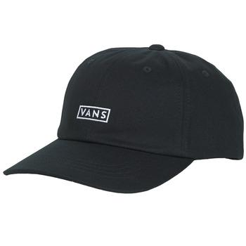 纺织配件 男士 鸭舌帽 Vans 范斯 VANS CURVED BILL JOCKEY 黑色