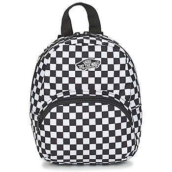 包 双肩包 Vans 范斯 GOT THIS MINI BACKPACK 黑色 / 白色