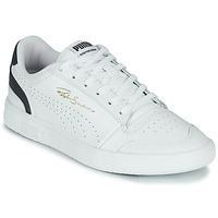 鞋子 球鞋基本款 Puma 彪马 RALPH SAMPSON LO 白色 / 蓝色