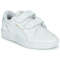 鞋子 儿童 球鞋基本款 Puma 彪马 RALPH SAMPSON LO PS 白色