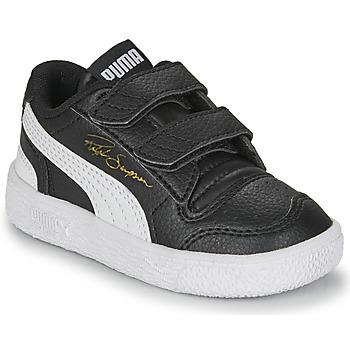 鞋子 儿童 球鞋基本款 Puma 彪马 RALPH SAMPSON LO INF 黑色 / 白色