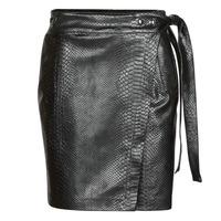 衣服 女士 半身裙 Replay W9829 黑色
