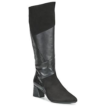 鞋子 女士 都市靴 Hispanitas FUJI-5 黑色