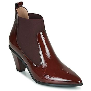 鞋子 女士 短靴 Hispanitas OLIMPO 波尔多红