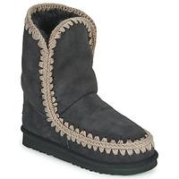 鞋子 女士 短筒靴 Mou ESKIMO 24 黑色