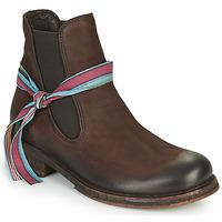 鞋子 女士 短筒靴 Felmini COOPER 棕色