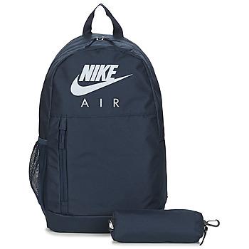包 双肩包 Nike 耐克 Y  ELMNTL BKPK - GFX FA19 蓝色
