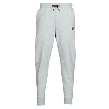 衣服 男士 厚裤子 Nike 耐克 M NSW TCH FLC JGGR 灰色