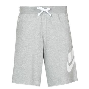 衣服 男士 短裤&百慕大短裤 Nike 耐克 M NSW SCE SHORT FT ALUMNI 灰色