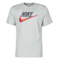 衣服 男士 短袖体恤 Nike 耐克 M NSW TEE BRAND MARK 灰色