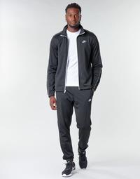 衣服 男士 厚套装 Nike 耐克 M NSW SCE TRK SUIT PK BASIC 黑色