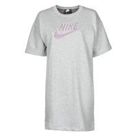 衣服 女士 短裙 Nike 耐克 W NSW DRESS FT M2Z 灰色