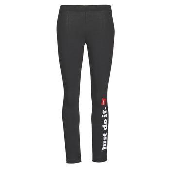 衣服 女士 紧身裤 Nike 耐克 W NSW LGGNG CLUB 黑色