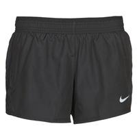 衣服 女士 短裤&百慕大短裤 Nike 耐克 W NK 10K SHORT 黑色