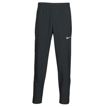 衣服 男士 厚裤子 Nike 耐克 M NK RUN STRIPE WOVEN PANT 黑色