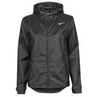 衣服 女士 冲锋衣 Nike 耐克 W NK ESSENTIAL JACKET 黑色