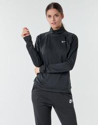 衣服 女士 长袖T恤 Nike 耐克 W NK PACER HZ 黑色