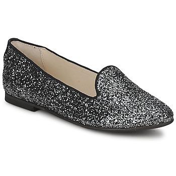 鞋子 女士 皮便鞋 KMB SILVA 金色 / 灰色