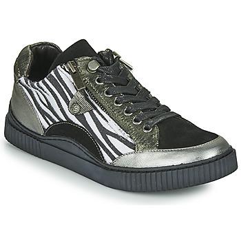 鞋子 女士 球鞋基本款 Regard IDEM V5 CRIS ACERO 黑色