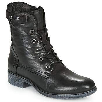 鞋子 女士 短筒靴 Dream in Green NELATINE 黑色